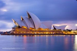 Sydney Opera House Sunrise 9 March 2014 (2 of 10)